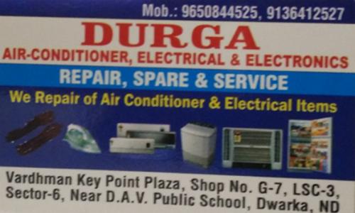 durga air conditioner repair dwarka 9650844525 and 9136412527
